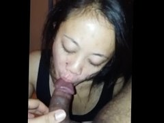 sg maid indo cum dump inject whole load deep in the back of throat wow