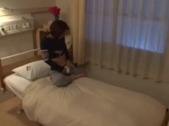 Japanese Lesbian Squirt (patient and nurse)