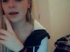 Omegle webcam girl #13
