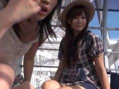 Japanese Lesbian Girls Kiss 26