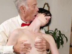 Katherine's old man young girl outdoor hot hidden cam woman striptease