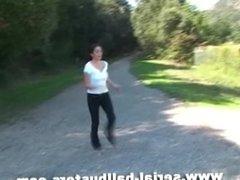 Serial Ballbusters - Maria & Eddy Bike