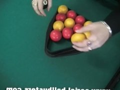 Serial Ballbusters - Maria & the Snooker Balls