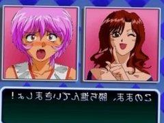 VS Mahjong Otome Ryouran (Arcade)