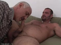 Max Blake Serviced by Jake Cruise