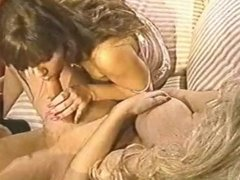 Hermaphrodite Angela Summers Surprises 2 Women