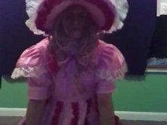 Princess Alexa Sissy Diaper slave Skype Session