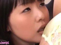 Teacher & Student Kiss