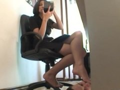 Mistress Maria Goddess In The Office 4