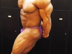 Bodybuilder Tricky Jackson (@trickyifbbpro) Pt.2