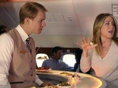 Jennifer Aniston - Emirates A380 TV commercial 2015