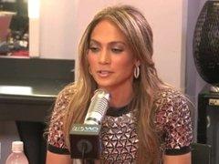Jennifer Lopez - Diet Secret Interview On Air with Ryan Seacrest