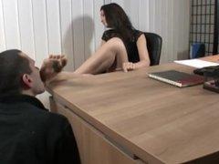 Dirty feet clean slave 4