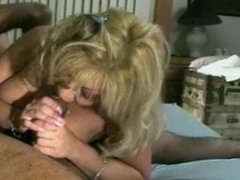 Christgen Wolf gets fucked by a black monster cock