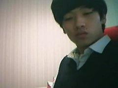 Korean high school guy