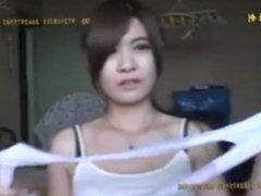 Cute asian bondage try