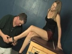 Mistress Star Slapping and Spitting