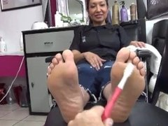 milf soles and feet 6