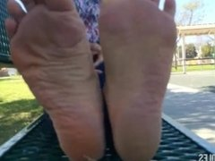 milf soles and feet 16