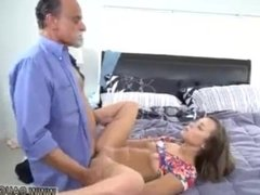 Mom makes ally's daughter fuck brother Liza and...
