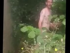 Rednecks Caught having Sex in the bushes Big White dick and Sexy White girl