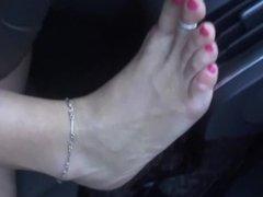 FOOT FETISH & Shoe - Soles (Close)
