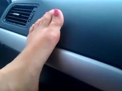 FOOT FETISH & Shoe Bare foot