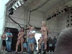 never before seen abate of iowa biker rally strip contest july 4 2003