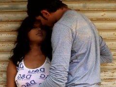 Girl and Boy Hot Romance