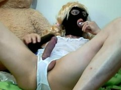 little white sissy faggot ass to mouth BBC fuck hole training
