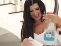 Girlsway Romi Rain and Reena Sky's Intense Chemistry