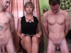 Step mom give footjob to 2 son double footjob footbang foot fetish feet