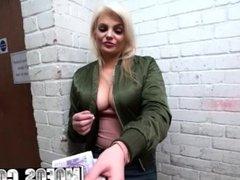 Mofos - Public Pick Ups - UK Hottie Haggles with Pervert starring Katy Jay