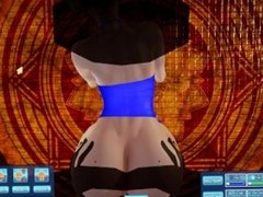 Honey Select: THICC Chun Li Sexy Gameplay! Legacy Outfit!