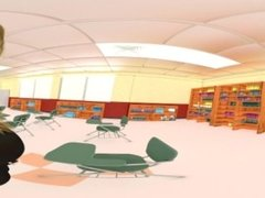 Shrinking Detention VR 3D-360 Preview for 129-Image Set