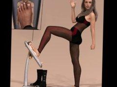 Giantess 3D by Dofus59