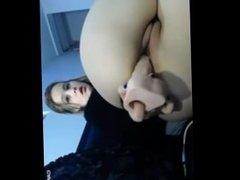 Mia Grey (Cam 4) Masturbating Part 2