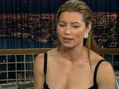 Jessica Biel - Late Night with Conan O'Brien (2005)