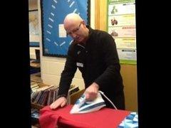 Hot Bald Teacher Irons Out All Your Kinks (P.O.V/J.O.I)