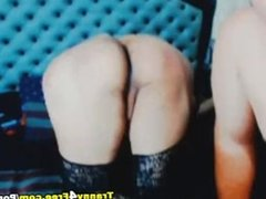 Couple Shemale Love To Fucked And Suck Cock