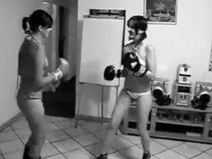 Bikini Boxing Girls