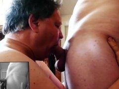 Garrett's Luscious Thick Cock