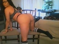 sexy latina on cam part 1 of 2 full video on mycambook.net