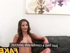 Fake Agent Great body fucked on the casting couch