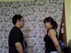 woman slap a man