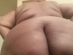 BBW Ebony Ass