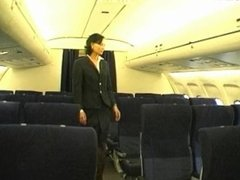 Flight Attendant Anal Sex !!! My site - premium vids free ! Www.pacxxx.com