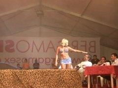 Festival Erotico - Bergamo Sex 2010 - Alessia Donati