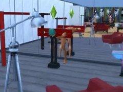 Sims 4 Fuck x5