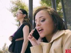 Brazzers presents 1 800 Phone Sex: Line 3 - Brazzers